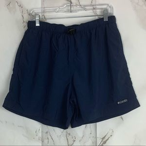 Columbia Sportswear Athletic Hiking Shorts